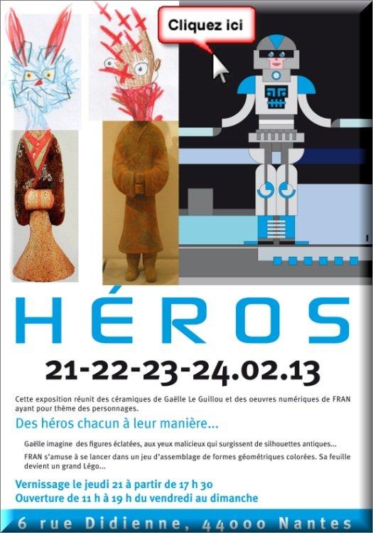 Nanou creation événement Nantes Ancenis Cholet