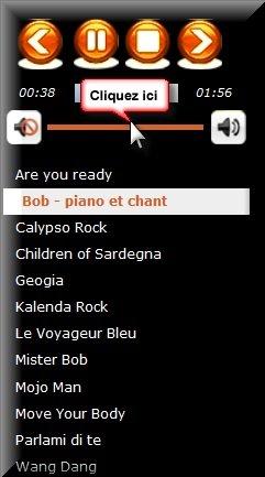 BOB DESTINY musique présenté par Nanou Création traiteur