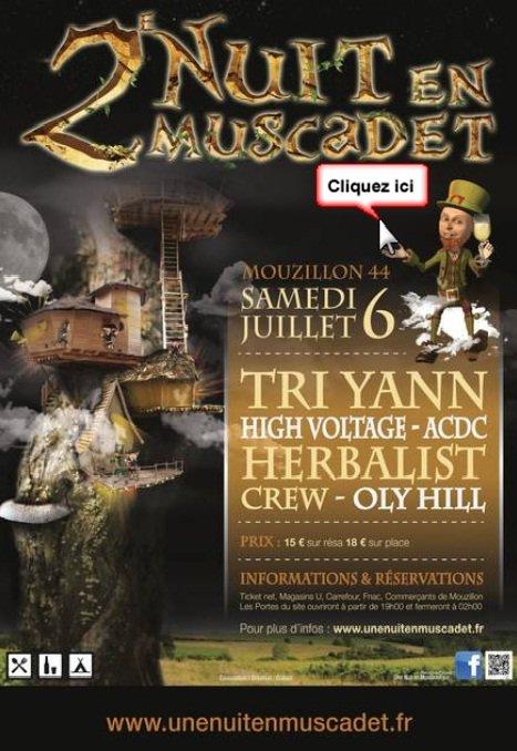 2013 07 06 2ème nuit du muscadet présentée par Nanou Création traiteur créole