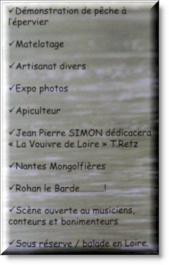 21 juin 2014 fete musique OUDON présenté par Nanou Création traiteur à thème